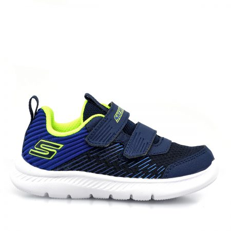 SKECHERS ΓΙΑ ΑΓΟΡΙ ATHLETIC COMFY FLEX 2.0 MICRO-RUSH ΧΡΩΜΑ ΜΠΛΕ