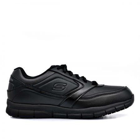 SKECHERS ΑΝΔΡΙΚΑ ATHLETIC EXTRA-LIGHT NAMPA ΜΑΥΡΟ MEMORY FOAM